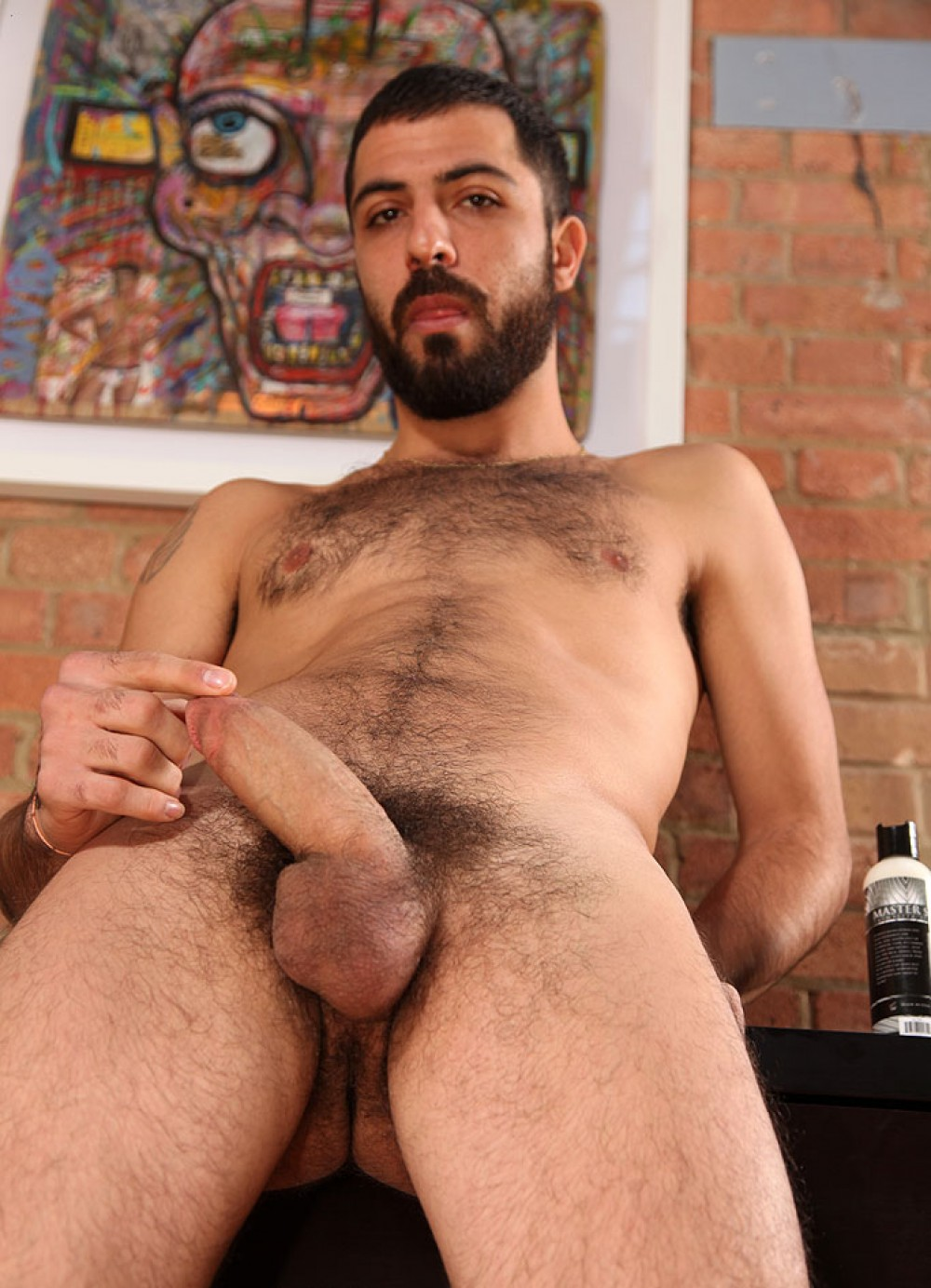 horniest naked hard guys